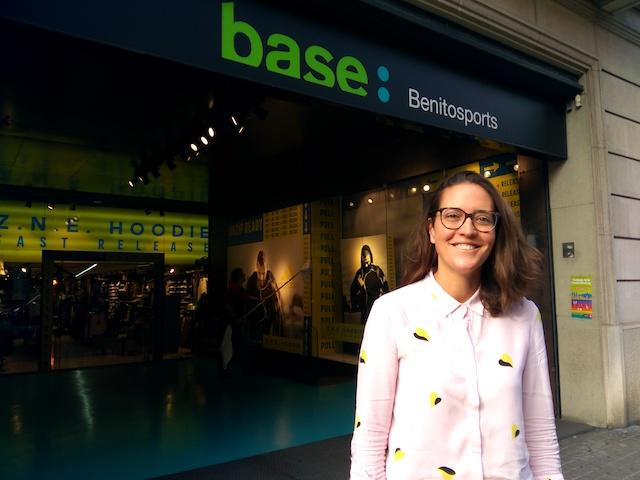 "Base Benitosports: ""No habrá sitio para tantas tiendas segmentadas"""