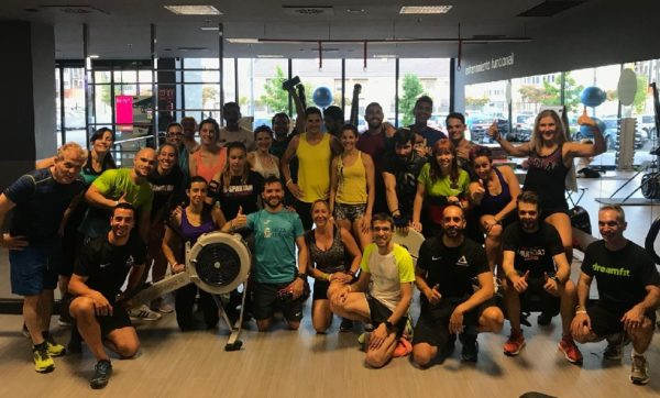 Indoor Triathlón se introduce en los gimnasios Dreamfit