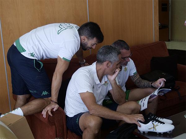 Munich equipará al staff técnico del Betis
