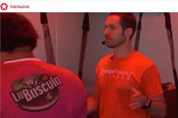Orangetheory Fitness se convierte en el centro deportivo del programa La Báscula