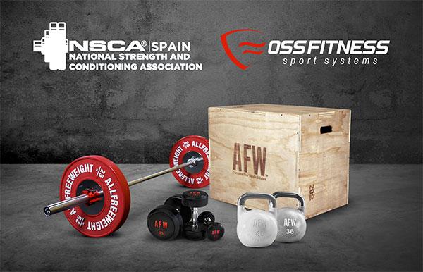 Oss Fitness renueva su patrocinio con la NSCA Spain