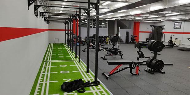 Oss Fitness renueva el gimnasio de la Universidad Europea Miguel de Cervantes
