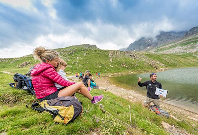 Ciclismo y montaña aumentan las visitas a las estaciones de esquí en verano