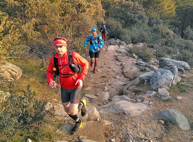 El Club Tierra Trágame reactiva su escuela de trail para el nuevo curso