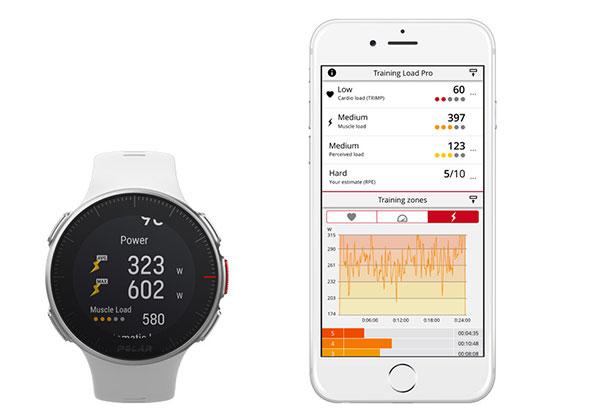 Polar añade a sus pulsómetros de running la medición de potencia de carrera