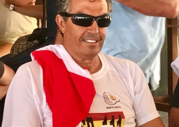 Ramón Calero, pone rumbo a su cuarta Copa de Andalucía consecutiva