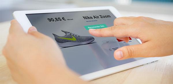 Runnics y uSizy desarrollan un recomendador online de tallas de calzado