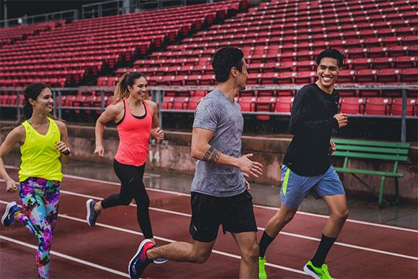 Saucony busca atletas que quieran correr su primer medio maratón