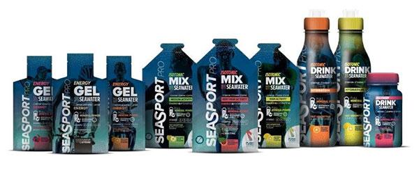 La marca de nutrición deportiva SeaSport busca su sitio en el mercado deportivo