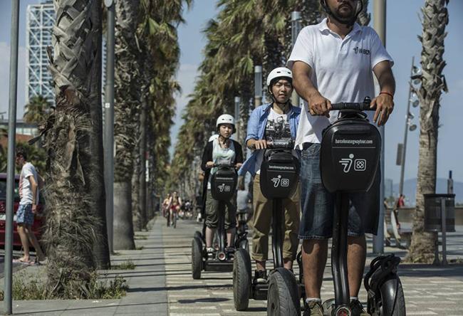 La Mesa de la Bicicleta pide que los VEMP se tipifiquen como vehículos a motor