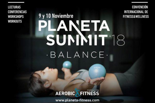 Todo a punto para el Planeta Balance Summit