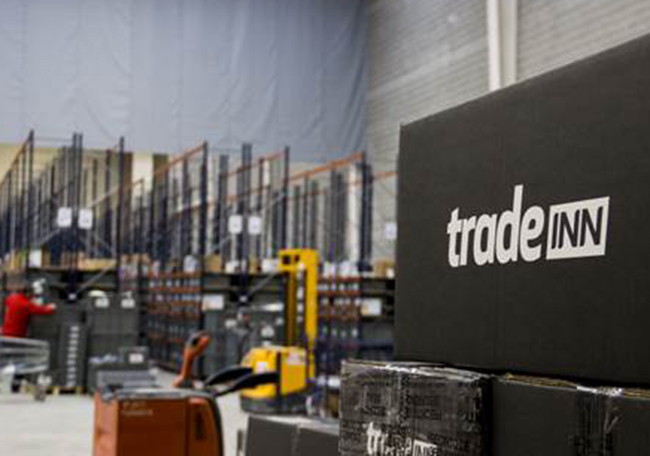 Tradeinn, reconocida como la mejor empresa digital de España