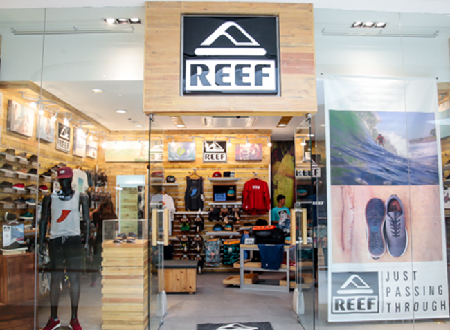 VF Corporation completa la venta de Reef al grupo Rockport