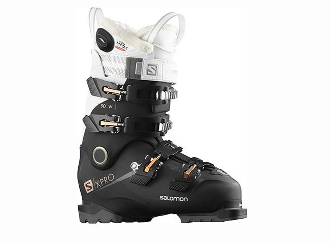 Salomon lanza una app que permite calentar las botas de esquí desde el móvil