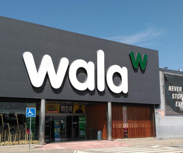 Wala ultima el lanzamiento de una app