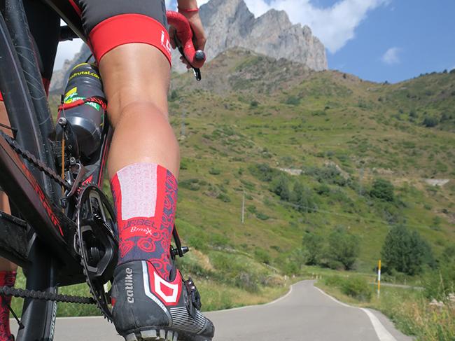 Lurbel lanza la edición limitada de calcetines Bmax Ice
