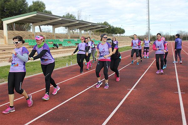 Nacen las quedadas 10KFem para fomentar la iniciación de las mujeres al running