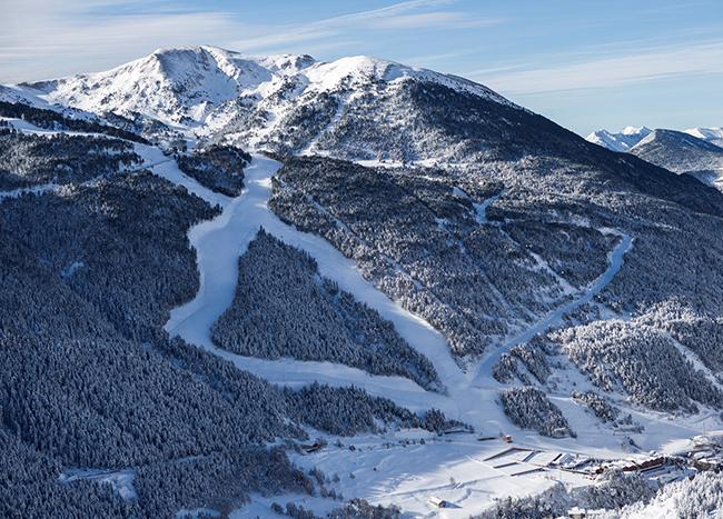 Las estaciones de Andorra invierten más de 40 millones en la nueva temporada