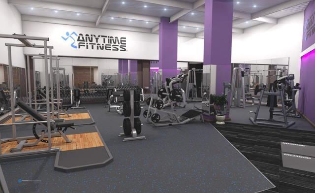 Anytime Fitness, la joya de la corona de los gimnasios 24 horas