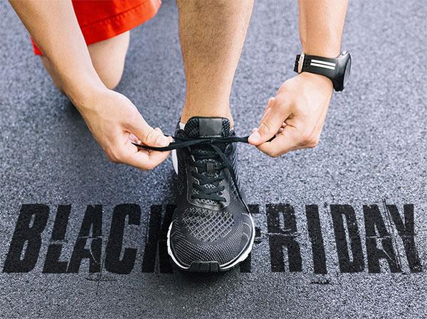 Las mejores tiendas online de running para el Black Friday 2018