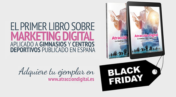 El libro Atracción Digital se suma al Black Friday
