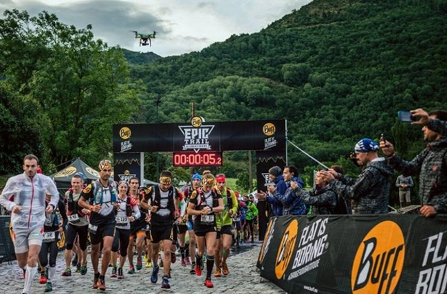 La Buff Epic Trail 2019 abre inscripciones