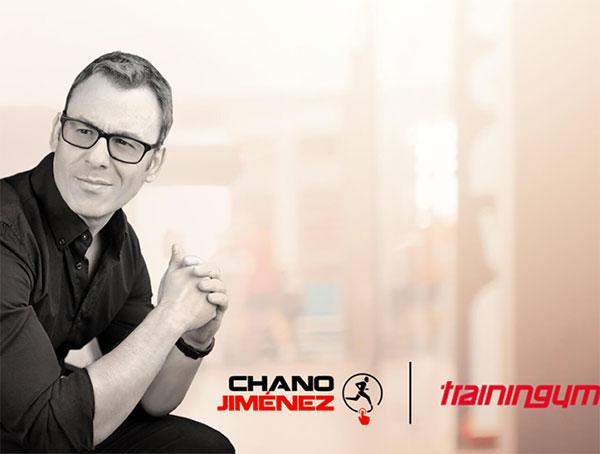 Trainingym y Chano Jiménez se unen para aumentar la captación y retención de clientes en gimnasios