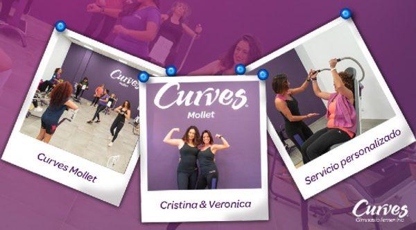Abre el gimnasio Curves Mollet, en Barcelona