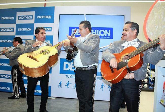 Decathlon roza la decena de tiendas en México
