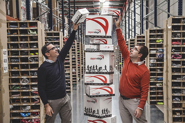 Deporvillage sobrepasa los 2 millones de ventas y supera su récord en Black Friday