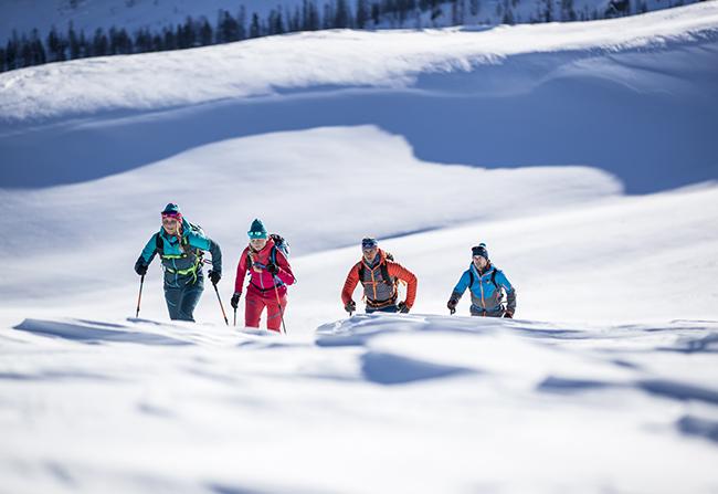 Dynafit crea un circuito de campus de esquí de montaña