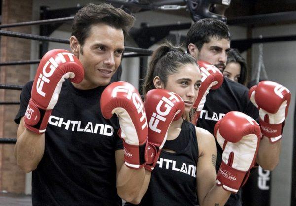El boxeo de Fightland Sevilla abre sus puertas