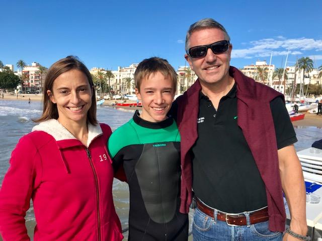 Robert, Vives y Pagès vencedores de las Copas de Oro 2018