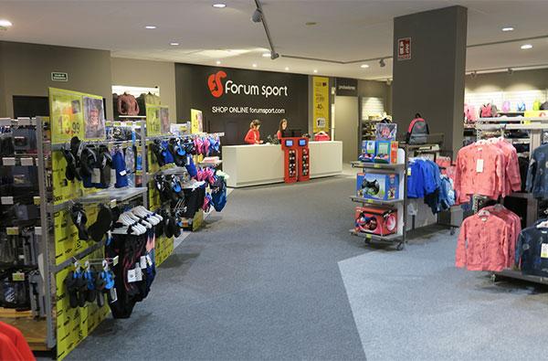Forum Sport abre su segunda tienda en Gijón