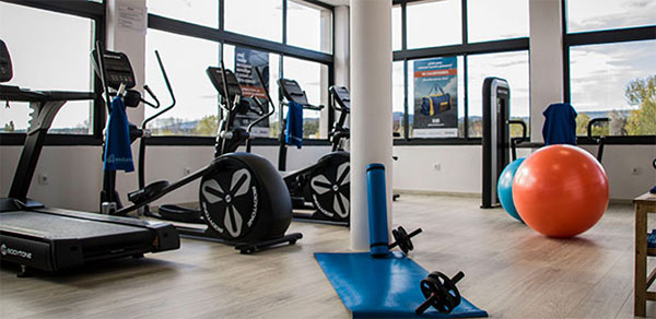Abre en La Jonquera el primer gimnasio dentro de una estación de servicio