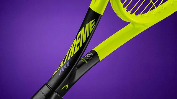 Nueva serie de raquetas de tenis Head para golpes extremos