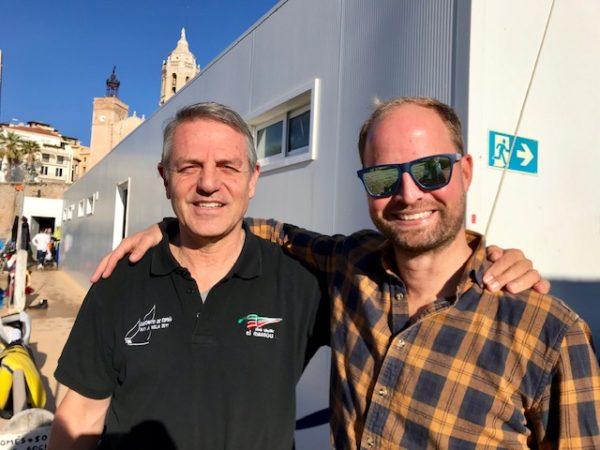 Josep Maria Robert lidera las Copas de Oro de Sitges 2018