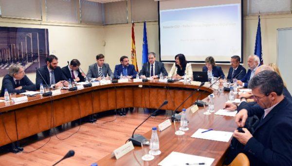 Nueva reunión entre el CSD y las federaciones deportivas