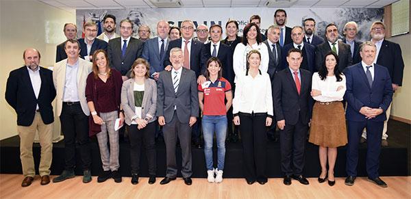 Nace la Oficina de Estrategia Internacional del Deporte Español
