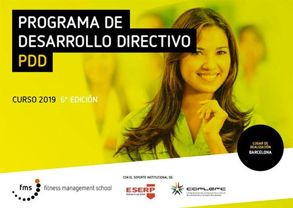 El Programa de Desarrollo Directivo (PDD) llega a su sexta edición