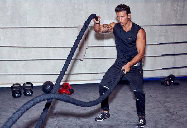 Philipp Plein también lanza una línea fitness