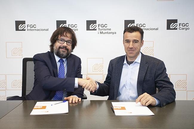 La RFEDI y FGC firman un convenio para promocionar los deportes de invierno