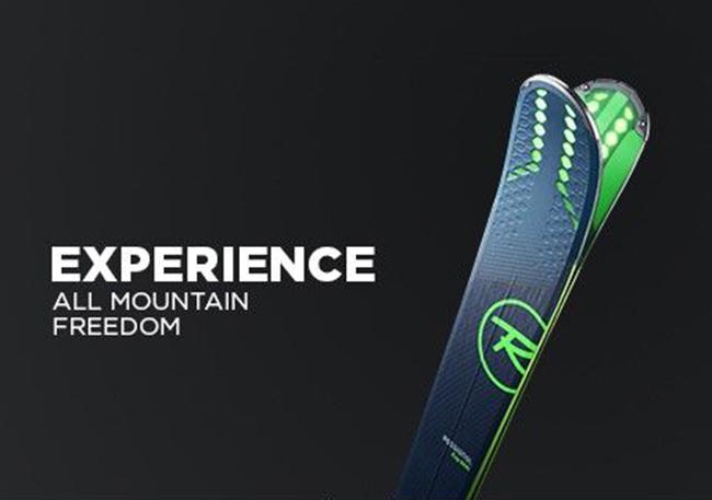 Rossignol rediseña su gama de esquís all mountain
