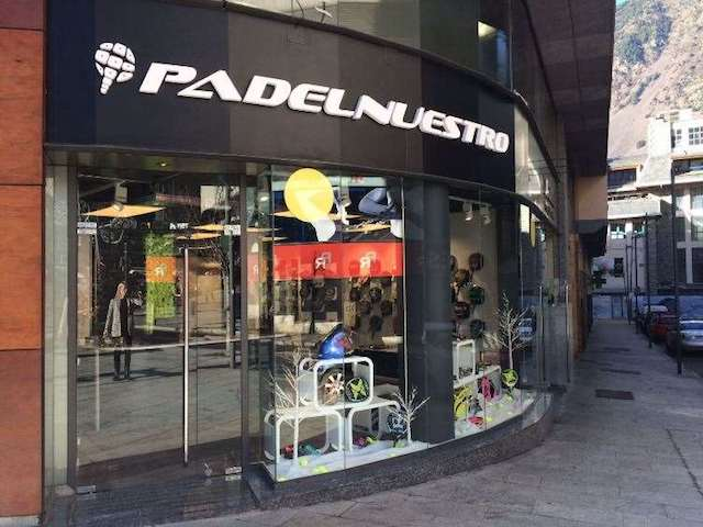 Padel Nuestro bate su récord de ventas en el Black Friday