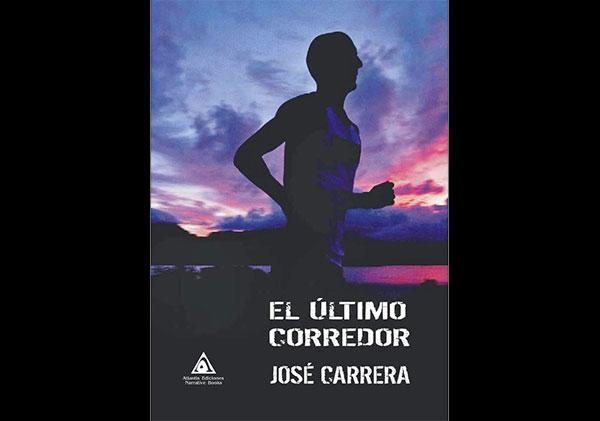 José Carrera presenta su libro 'El último corredor'