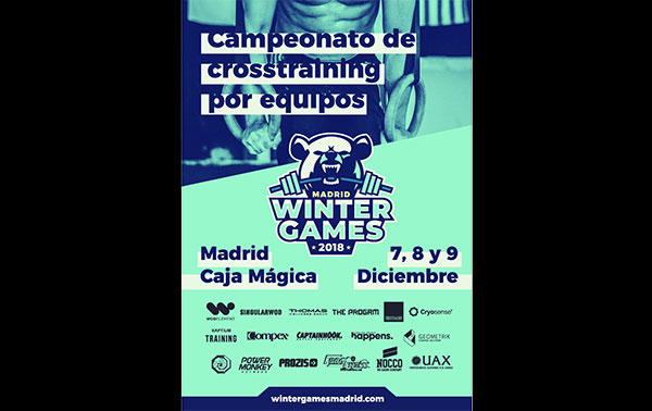 Thomas Wellness Group se vuelca con los Winter Games Madrid 2018