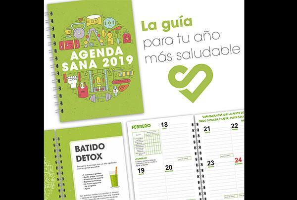 Sano Center crea una guía para seguir una vida saludable en 2019
