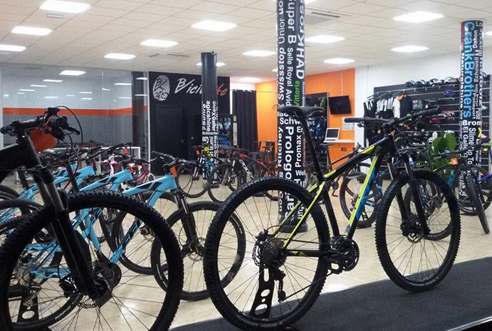 Las tiendas y cadenas de ciclismo más grandes de España para estas Navidades