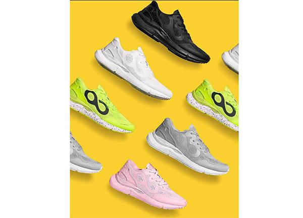 La china Codoon lanza unas zapatillas de running a 25 euros
