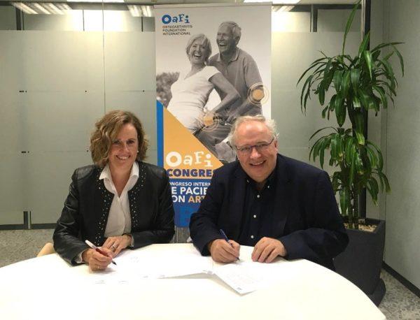 Colaboración entre DiR y la Fundación OAFI